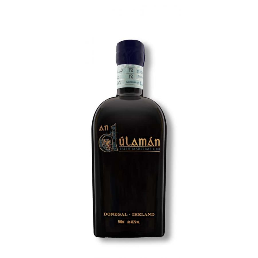 An Dúlamán Irish Maritime Gin (500ml - 43.2%)