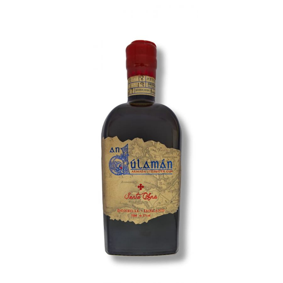 An Dúlamán Santa Ana Armada Strength Gin (500ml - 57%)