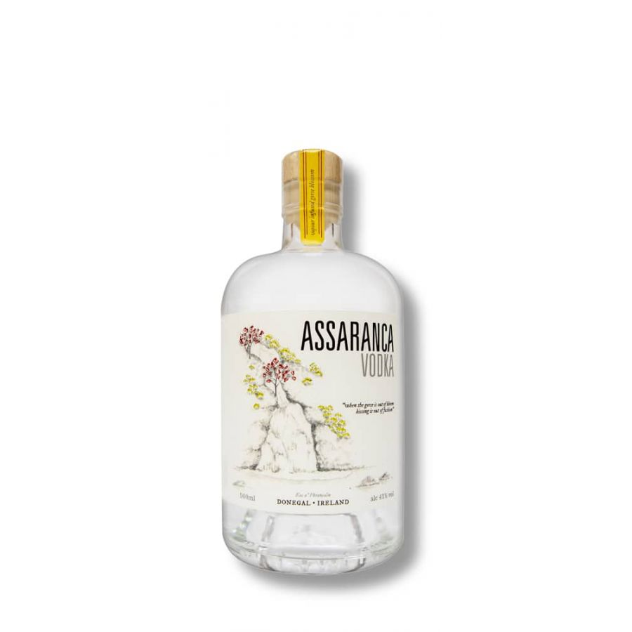 Assaranca Vodka (500ml - 41%)