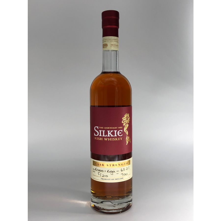 The Legendary Red Silkie Irish Whiskey - Cask Strength **LIMITED RELEASE** (700ml - 63.2%)