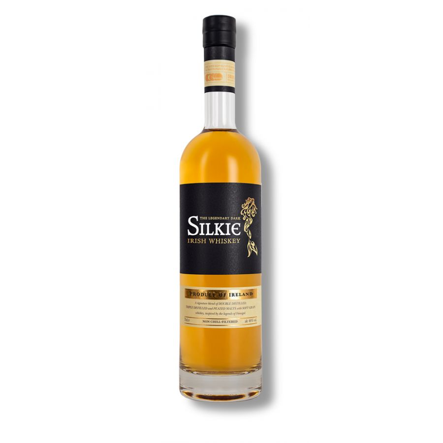 The Legendary Dark Silkie Irish Whiskey (700ml - 46%)