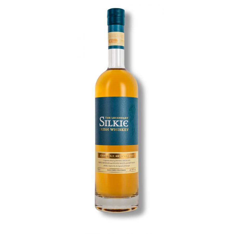 The Legendary Silkie Irish Whiskey (700ml - 46%)